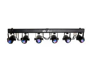 CHAUVET 6SPOT LED Dance Effect Stage Light Bar System