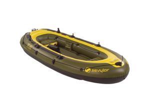 SEVYLOR 3408 Fish Hunter 6 Person Inflatable Boat