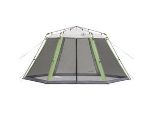COLEMAN Camping Instant Screened Shelter 15'x13' Canopy
