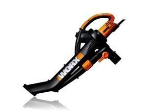 WORX Trivac WG500 Leaf Blower Vacuum & Mulcher