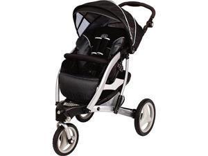 Graco Trekko Deluxe Swivel Baby Stroller - Metropolis