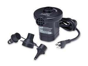 INTEX 120V Quick Fill AC Electric Air Pump w/ Nozzles