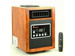 Dr. Infrared Heater DR-998 1500 Watt Infrared Heater Humidifer/Air Purifier/Fan