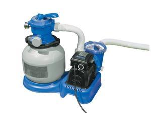 Intex sand filter pump hook up