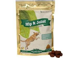 Naturvet Hip & Joint for Dogs (120 soft chews)