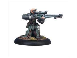 Warmachine: Retribution of Scyrah Ghost Sniper Solo