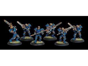 WM: Cygnar: Stormblade Unit
