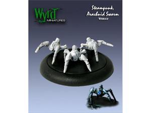 Mfx: Arachnid Swarm Steampunk Constructs
