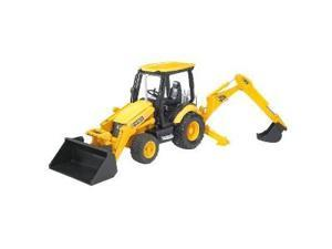JCB Midi CX Loader Backhoe