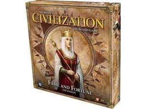 Civilization: The Board Game - Fame And Fortune Expansion
