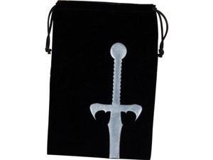 "Dice Bag: Sword (6.25"" x 9"")"