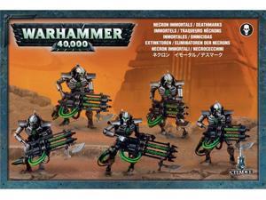 Warhammer 40k: Necrons - Immortals / Deathmarks