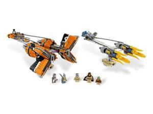 LEGO® Star Wars Anakin's & Sebulba's Podracers