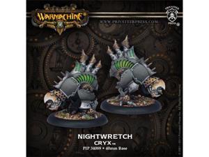 Warmachine: Cryx - Nightwretch Bonejacks