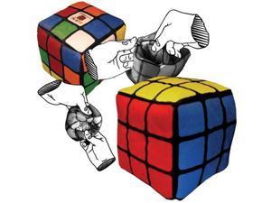 Rubik's Reversible Cube Plush