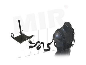 MIR® - HEAVY DUTY WEIGHTED POWER SPEED TRAINING SLED WITH SHOULDER HARNESS