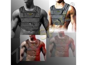 ZFOsports® - 30LBS ADJUSTABLE WEIGHTED VEST