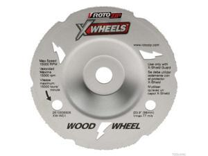 XW-WD1 RotoZip Wood Cutting XWHEEL