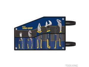 Irwin 2078708 5 Piece Vice Grip Plier Set