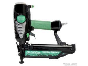 NT65M2S 16 Gauge 2-1/2 in. Oil-Free Straight Finish Nailer Kit