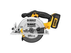 DCS391L1 20V MAX Cordless Lithium-Ion 6-1/2 in. Circular Saw Kit