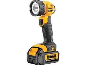 DCL040 20V MAX Cordless Lithium-Ion LED Work Light (Bare Tool)