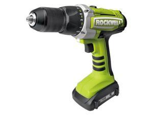 RK2810K2 18V Cordless Lithium-Ion 1/4 in. LithiumTech Drill Driver