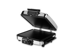 Applica G48TD Black & Decker 3-in-1 Grill, Griddle, and Waffle Maker