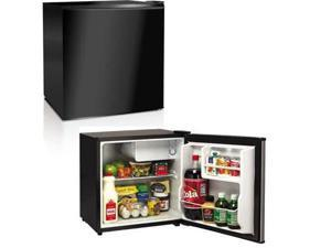 Midea 1.8 cu. ft. (50 L) Single Door Compact Refrigerator Black HS-65LB