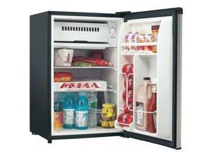 Midea 2.8 cu.ft. (78 L) Single Door Refrigerator Black HS-101RB