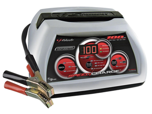 Schumacher SC-10030A Hybrid Charger Maintainer Engine Start and Tester - 100 Amp