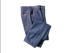 Dickies 9393RNB38X30 Indigo Blue Straight Leg Work Jeans - 38-inch x 30-inch