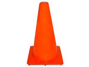 3m 18in. Orange Safety Cone  90128-00001
