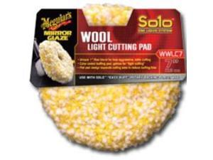 Meguiars WWLC7 Wool Light Cutting Pad 7""
