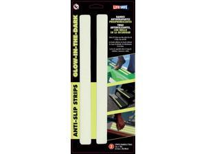 Incom Manufacturing RE633GL  1-in X 12-in Glow In The Dark Gator Grip Anti Slip
