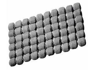 GrillPro 41071 Ceramic Briquettes - 60-Pack
