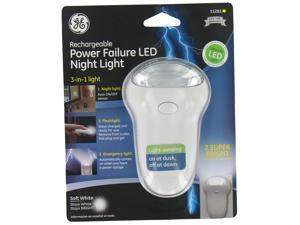 GE 11281 Rechargeable Power Failure LED Emergency Light