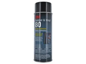 3M 80 Rubber & Vinyl Spray Adhesive - 18 oz.