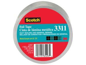 3M 3311-50A 2-Inch Scotch Foil Tape