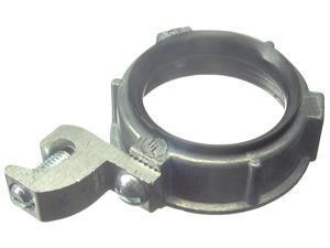 Halex 29522 adalet 2 Count 3/4 inch Zinc Insulated Ground Bushing