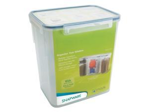 Snapware 23 Cup MODS Medium Rectangle Storage Container  4008