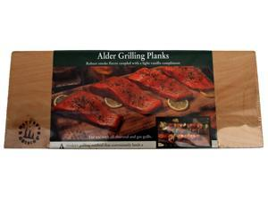 Natures Cuisine NC005-3 3 Count 14 inch X 5.5 inch Alder Grilling Plank