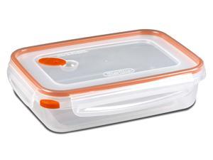 Sterilite 03211106 5.8-Cup Rectangle Ultra-Seal Container