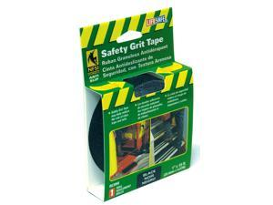 Incom Manufacturing RE3950 1-in X 15 Black Gator Grip Anti Slip Safety Grit Tape