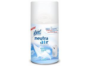 Reckitt Lysol Morning Linen Neutra Air Freshmatic Automatic Air