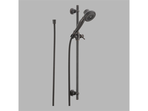 Delta 57021-RB Slide Bar Handshower, Venetian Bronze,