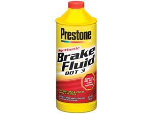Prestone AS-401P Automotive Synthetic Brake Fluid - 32 Oz.