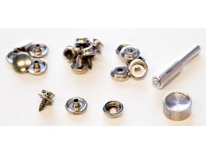 Lord and Hodge 1110 Screw Stud Snap Fastener Kit