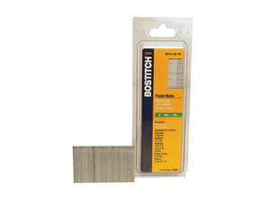Bostitch SB16-2.00-1M 2-Inch 16 Gauge Straight Finish Nails - 1000-Pack