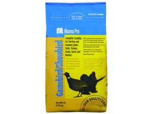 Manna Pro Gamebird Showbird Feed 5 Pound - 00-4620-3245